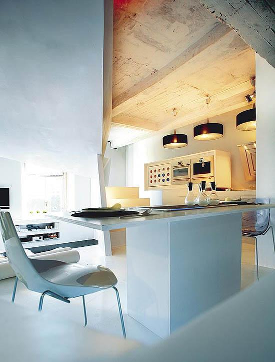 Futuristinė virtuvė