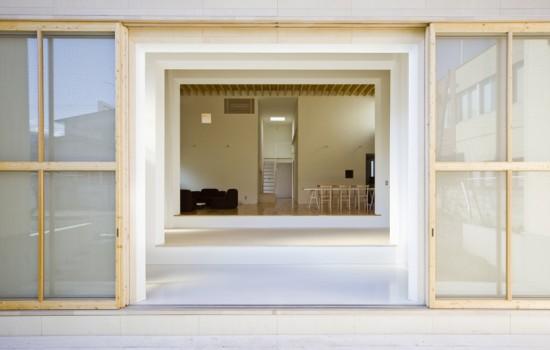 eksterjeras interjeras minimalizme