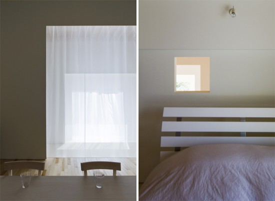 balta spalva minimalistiniame interjere