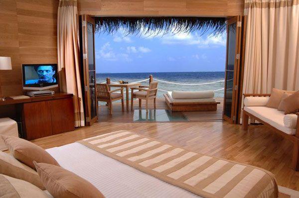 miegamasis su vaizdu į jūrą