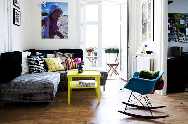 palėpės gyvenamojo kambario dizainas
