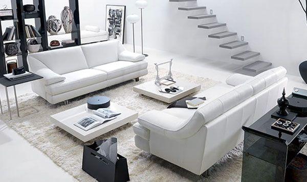 prabangus gyvenamojo kambario dizainas