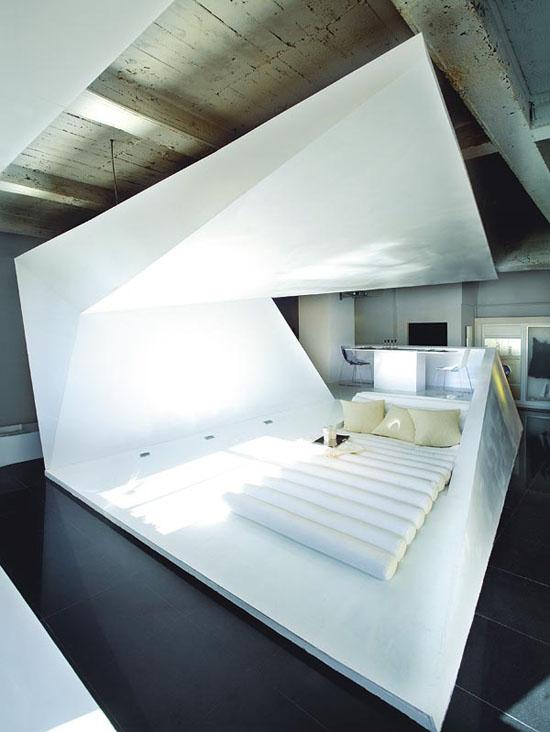 sienų, lubų lankstinukas bute