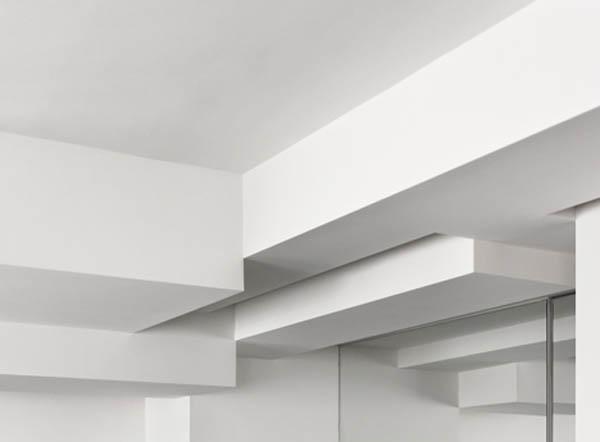 kubistiniai  lubų elementai