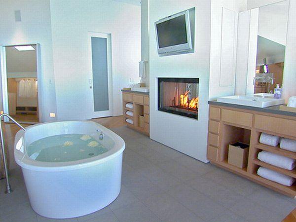 Vonios kambario su židiniu interjeras
