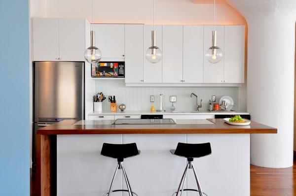 buto interjeras virtuvės erdvė