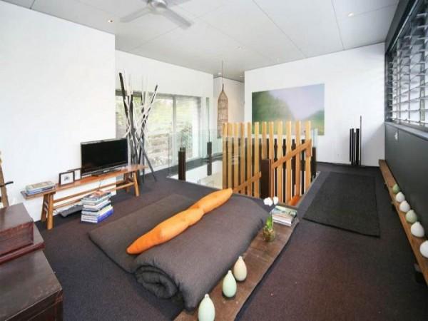 poilsio kambarys namas australijoje