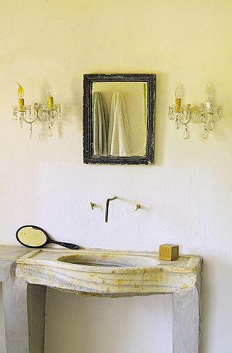 vonios dizaino detalės