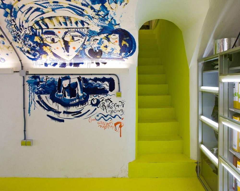 brijuni-studija-biuras laiptai