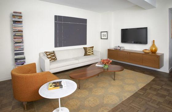 svetainės kambario dizainas robert kaner