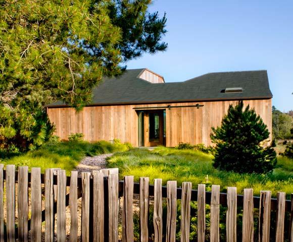 medinis namas klėties architektūra