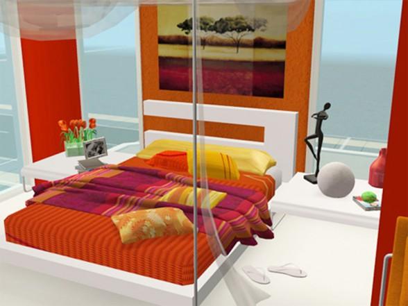 oranžinis miegamasis2