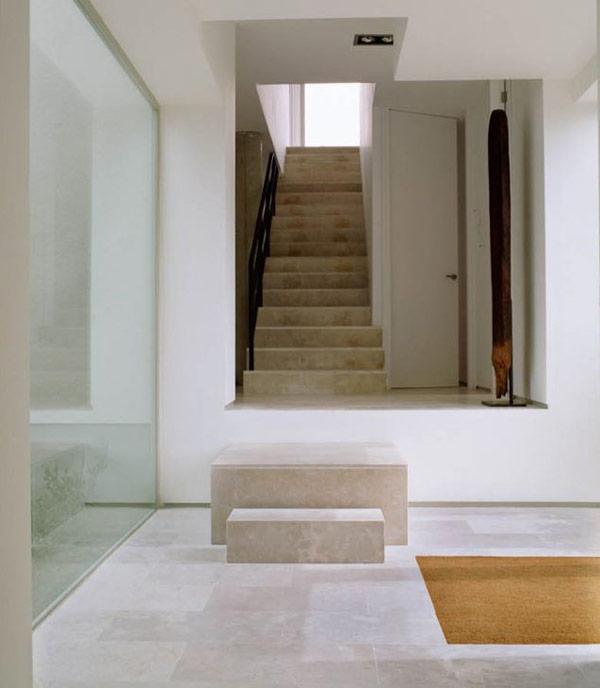 akmuo, pakopos, laiptai
