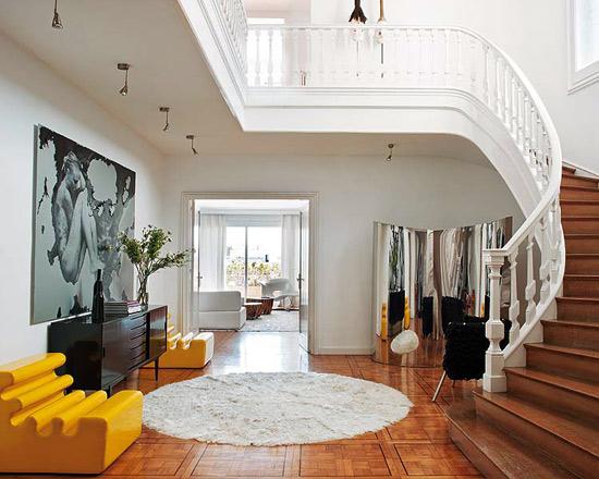 balti laiptai namo hole