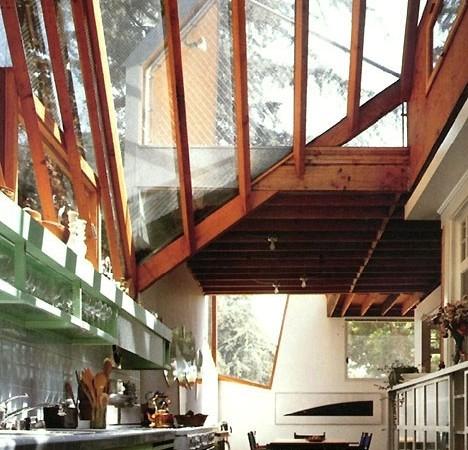 frank gehry gyvenamas namas