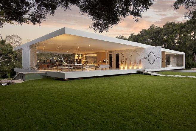 Prabangaus namo dizainas