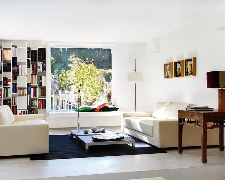 svetainės kambario erdvės interjeras1