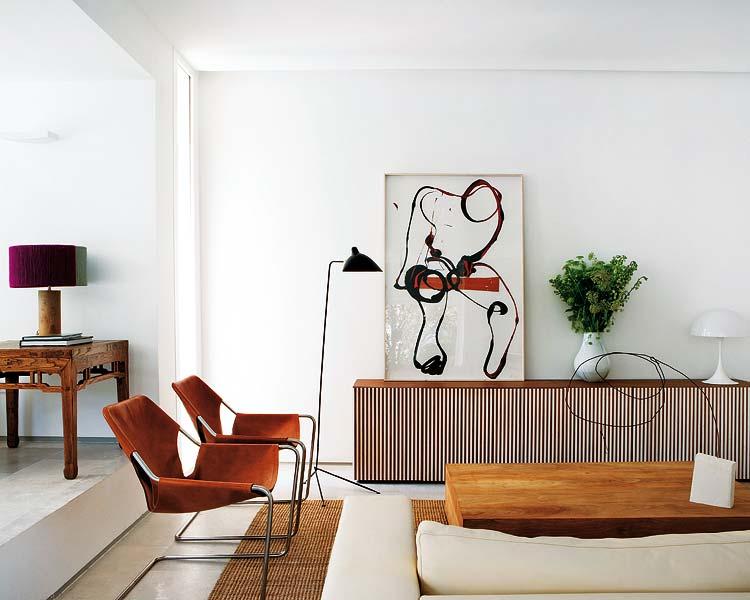 svetainės kambario erdvės interjeras2