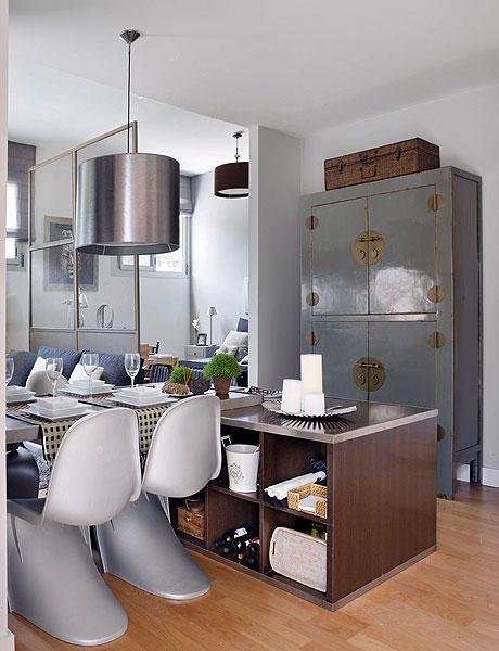 48 m2 buto interjeras, valgomasis