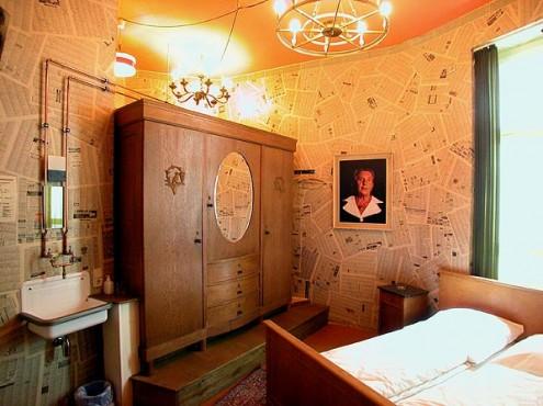 senelės kambarys