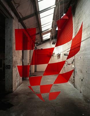 architektūrinė instaliacija georges-rousse11