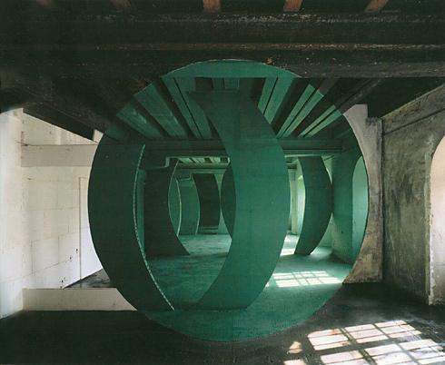 architektūrinė instaliacija georges-rousse6
