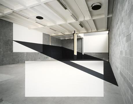 architektūrinė instaliacija georges-rousse2