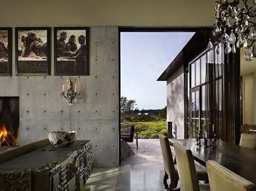 betono siena, foto ant sienos