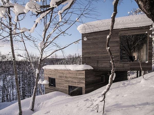 hirafu-florian-busch-architects fasadas