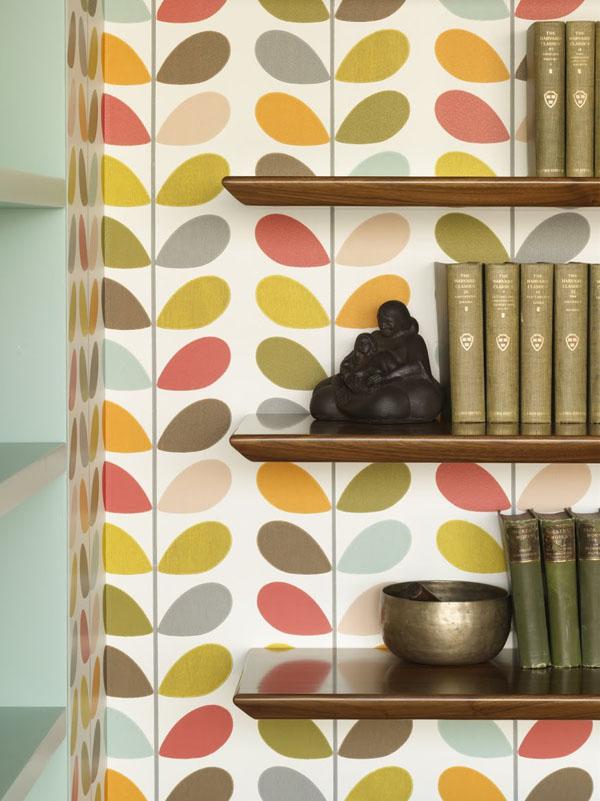 Bohemian Apartment Shelf Detail