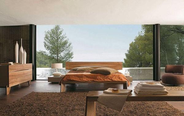 Miegamojo baldai Babois dizainas