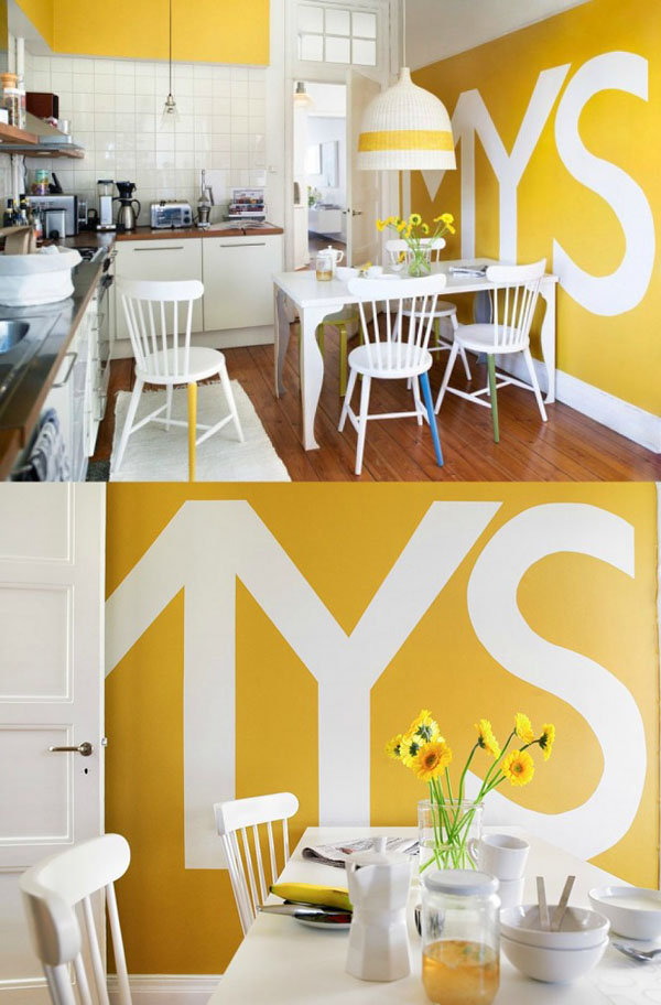 51-yellow-kitchen-typography-wall-665x1011