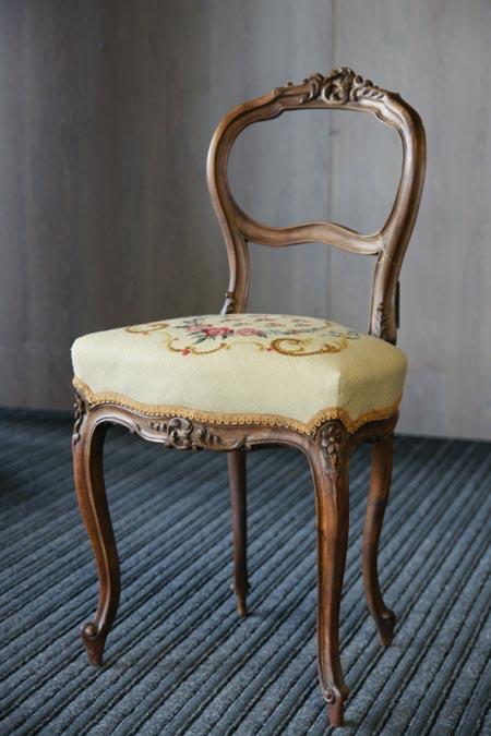 Barokinė kėdė