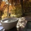 Lauko vonios ir dangiška palaima