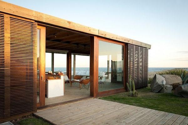 namo paplūdimyje fasadas-martin-gomez-arquitectos