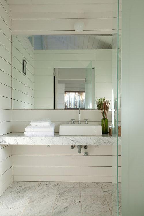 namo paludimyje vonia, kriauklė martin-gomez-arquitectos