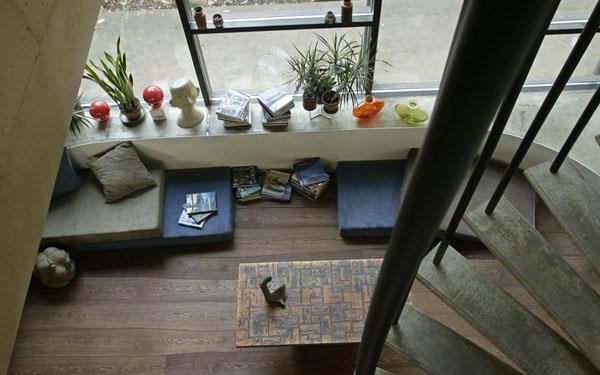 lenktu lentu grindys laiptai langas