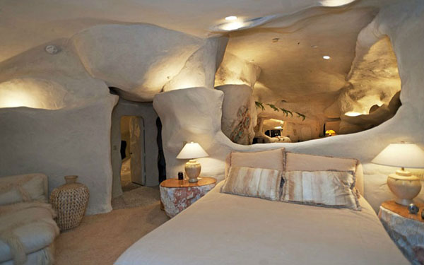 Flintstones-namas miegamasis uolos
