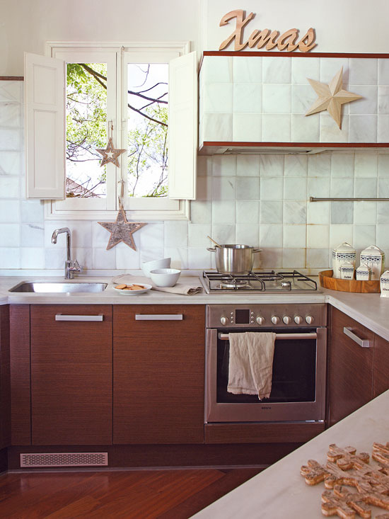 zvaigzdes virtuveje