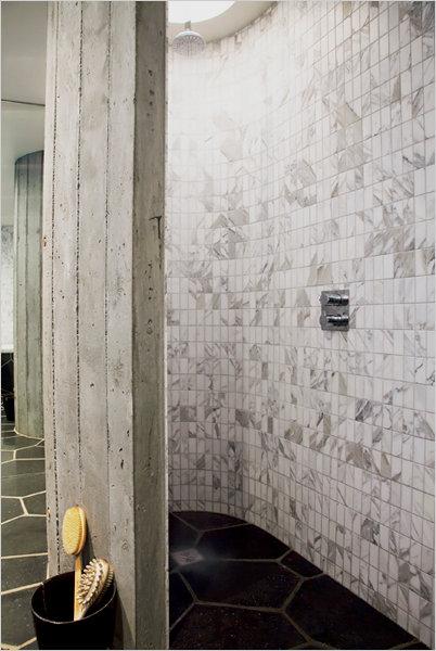 medinis namas atviras dusas islandijoje