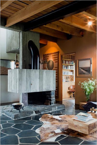medinis namas svetaine zidinys islandijoje