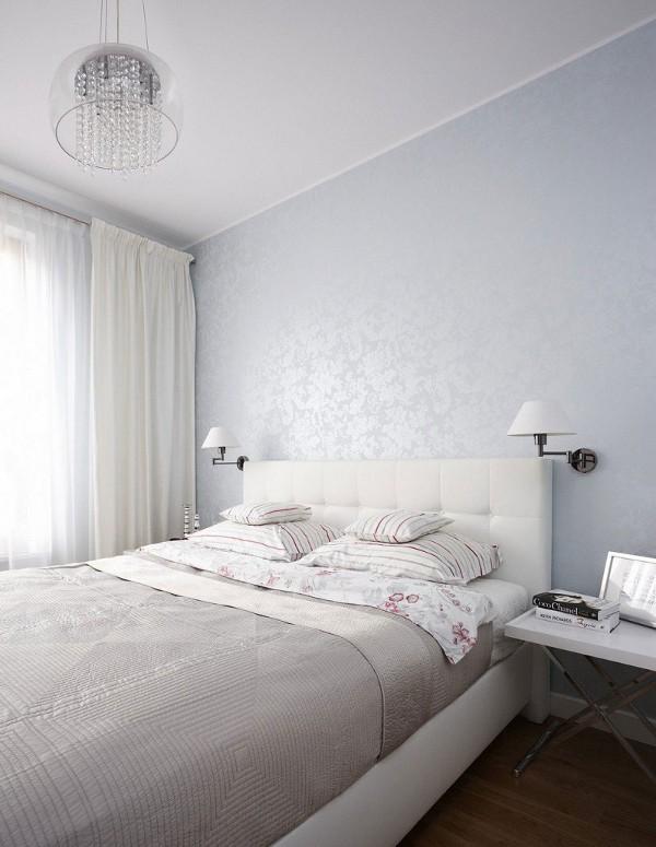stiklo karoliukai sviestuvas miegamajame