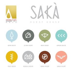 saka - gold