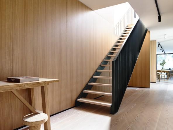 laiptai, medis