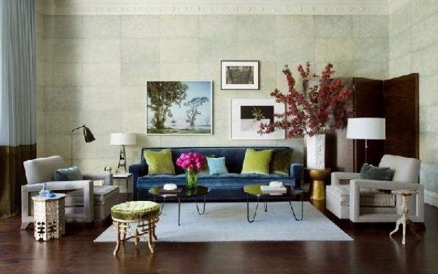 svetaine eklektika melyna sofa