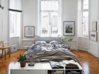 sujaukta patalyne lova miegamasis