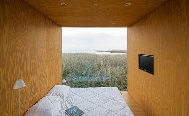 MINI-MOD surenkamas namas miegamasis lova