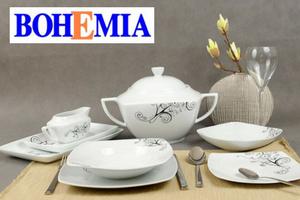 Apsilankykite BOHEMIA e-parduotuvėje - porceliano indai Jūsų namams